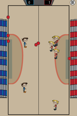 Screenshot DodgeBall