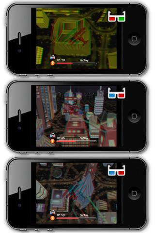Screenshot Super-G Stunt Stereoscopic Edition