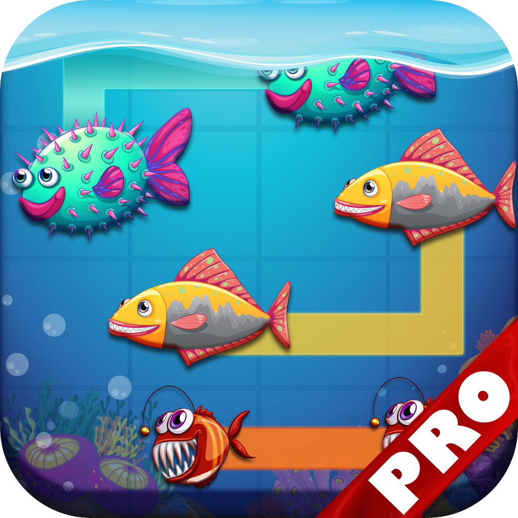 A Splashy Water Safari Fish Flow PRO