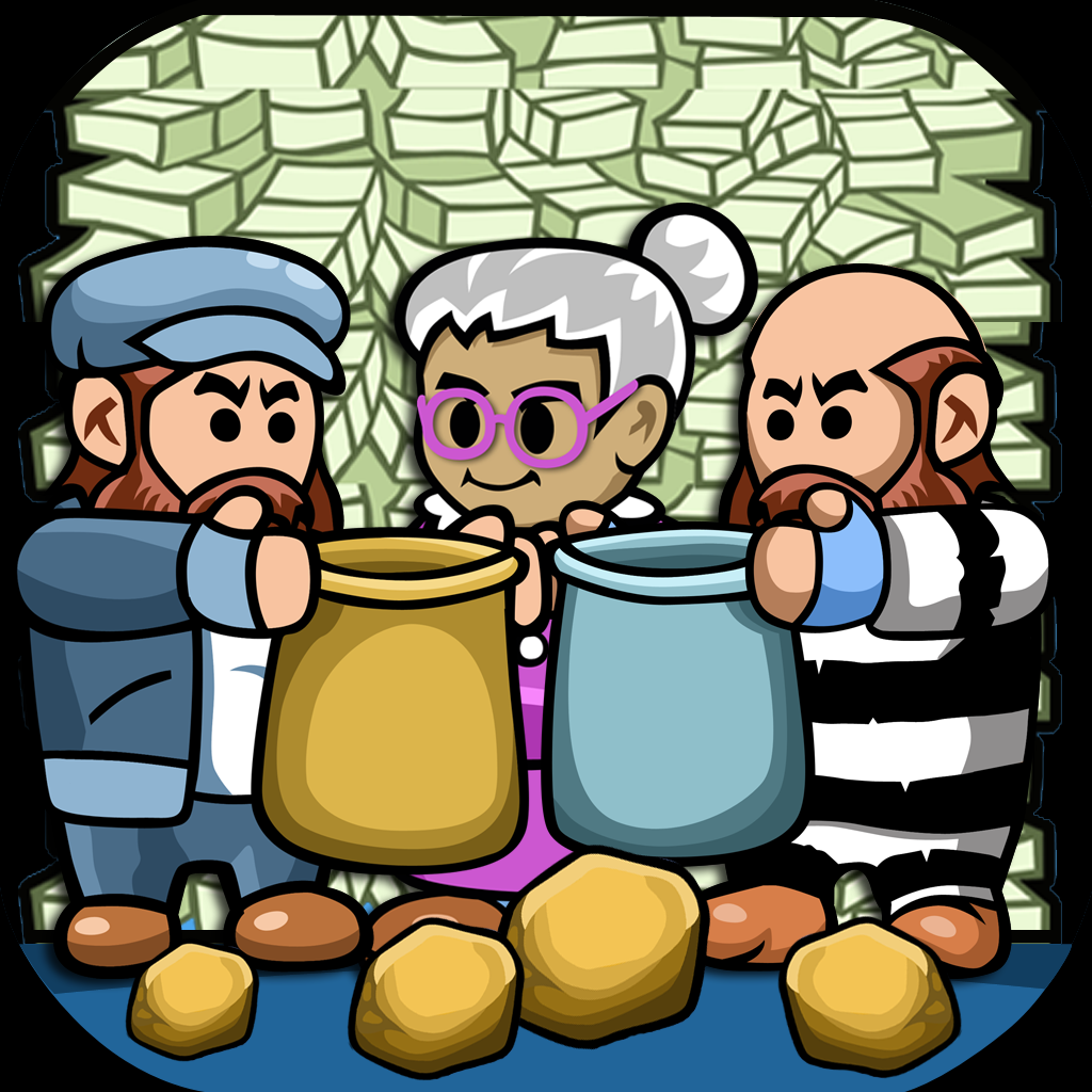 Gold Catchers: Obsessed by Money